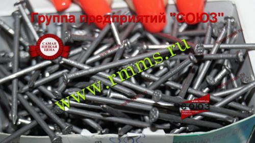 гвозди строительные производитель 3,0х70