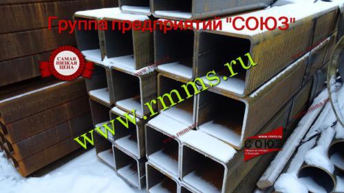 труба профильная квадратная купить в Крыму